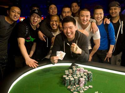 Итоги первой трети Мировой серии покера 2013