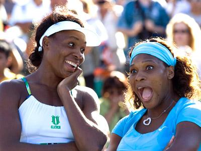 """Сёстры Уильямс ведут """"Вашингтон"""" к победе в WTT"""