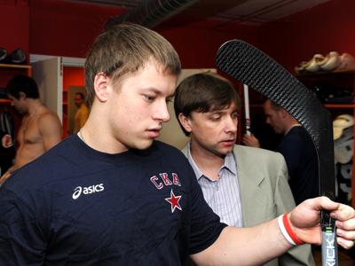 Превью очередного игрового дня КХЛ. 26 февраля 2012 года. Часть третья