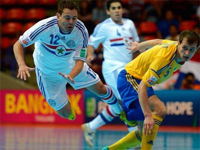 Парагвай – Украина – 3:3