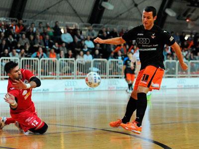 8-й тур чемпионата Италии по мини-футболу