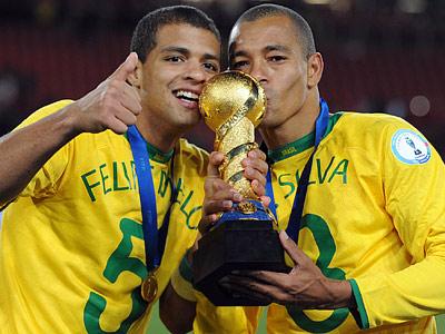 Castrol Index: анонс матча 1/8 Бразилия – Чили