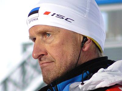 Эстонский мотор для российских лыж