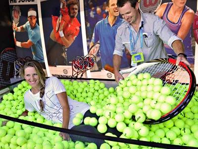 Australian Open. Расписание 3-го дня