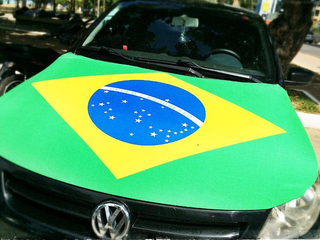 Автомобильные впечатления от Бразилии