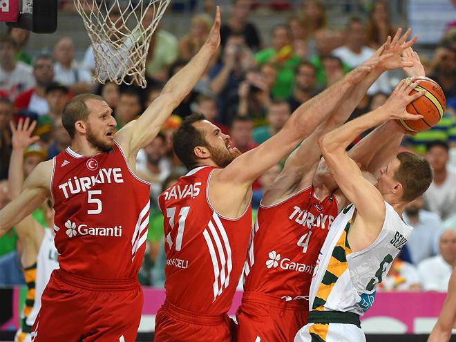 5 вещей, которые надо знать о матче Литва – Турция