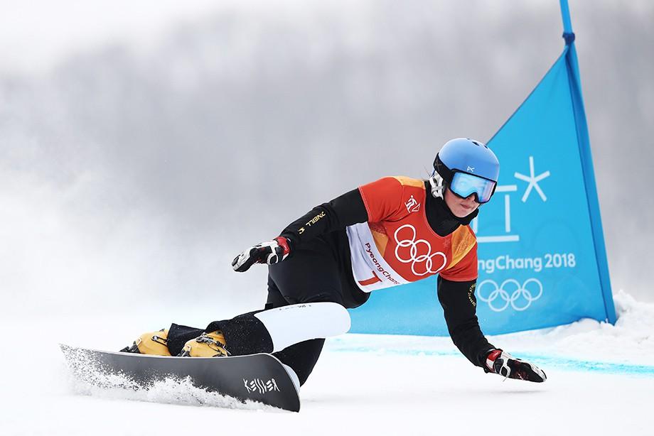 Олимпиада Пхёнчхан 2018. 24 февраля. Сноуборд. Итоги параллельного слалома d5e24bd3c76