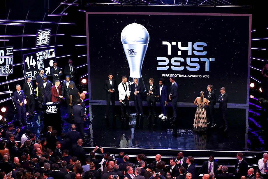 Премия ФИФА: за кого голосовали Роналду, Месси и Акинфеев