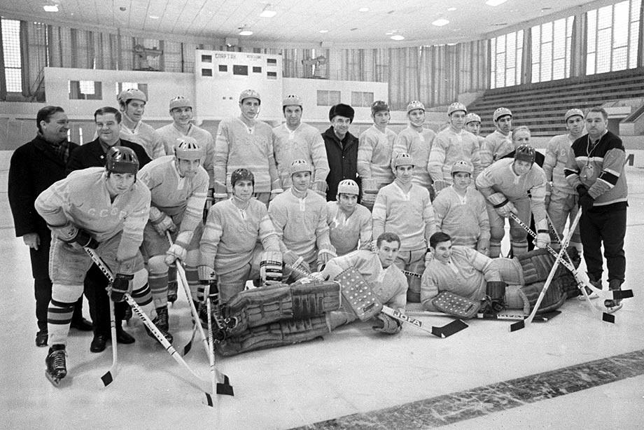 Сборная СССР-1972