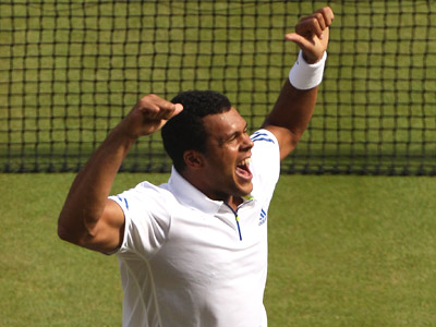 Цонга: победа над Федерером – невероятное событие