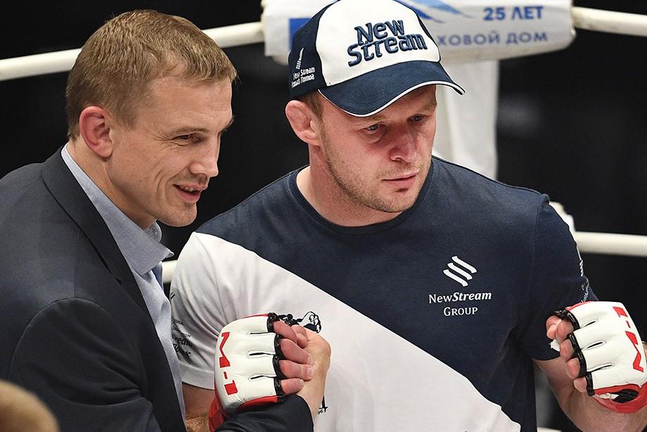 «Путин должен защитить спортсменов». Бойцы — об отстранении России от ОИ