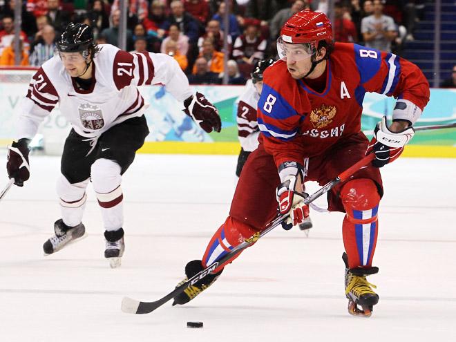 Россия — Латвия