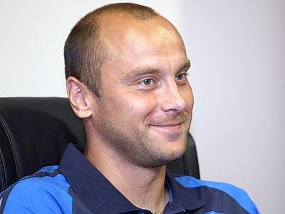 """Хохлов: меня дважды приглашали в """"Спартак"""""""