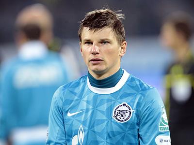 Аршавин поучаствовал в обеих результативных атаках «Зенита»