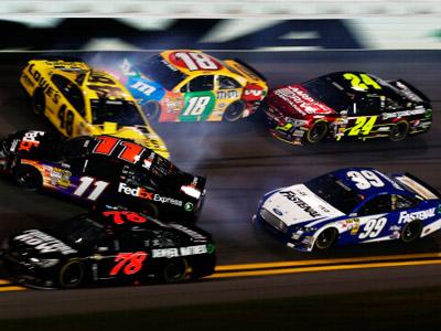В Дайтоне стартует сезон NASCAR Sprint Cup