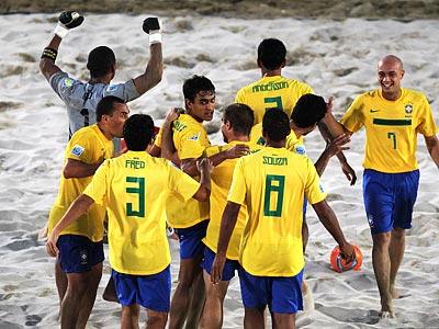 Обзор команд группы С ЧМ по пляжному футболу