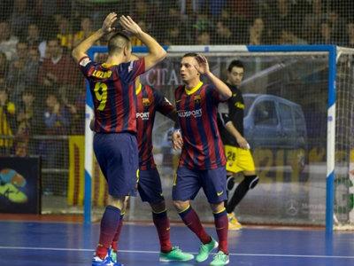 18-й тур чемпионата Испании по мини-футболу