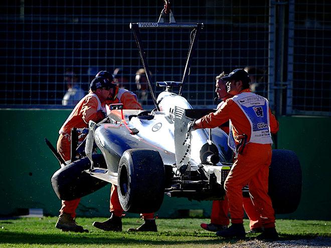 Ставки на Гран-при Австралии Формулы-1