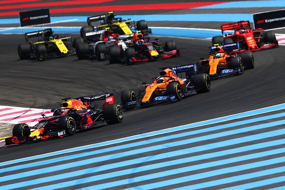 Обзор прессы после Гран-при Франции Формулы-1
