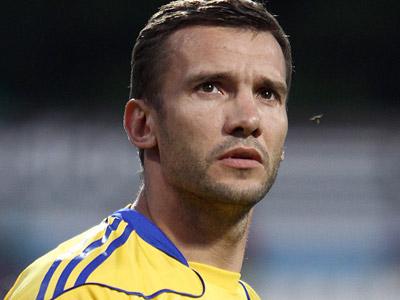 Шевченко: после Евро карьеру завершать не намерен
