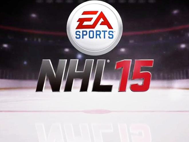 Хоккей NHL 15 от EA SPORTS: новинки игры