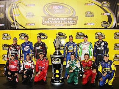 Представляем участников финальной стадии NASCAR