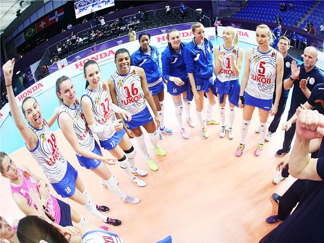 Пятая команда России стала второй в мире