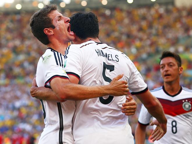 Франция – Германия. Обзор матча – 0:1