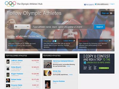 Открылся портал, на котором можно общаться с любимыми спортсменами