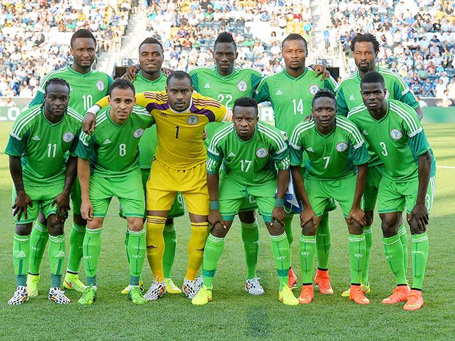 Сборная нигерии по футболу картинки
