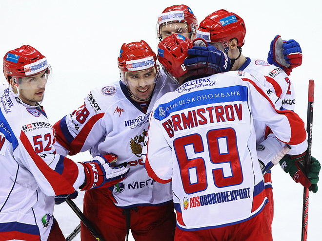 Новые имена в сборной России