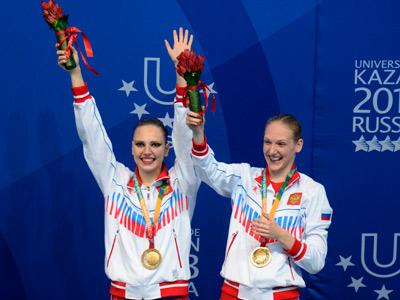 Светлана Колесниченко и Светлана Ромашина