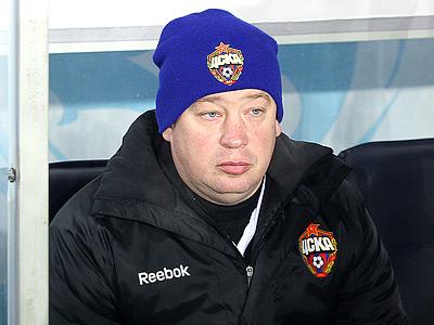 Слуцкий: шансы – 55 на 45 в пользу ЦСКА