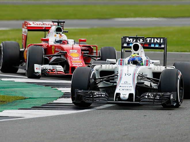 Итоги Гран-при Великобритании Формулы-1