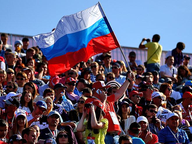Гран-при России: c любовью болельщиков
