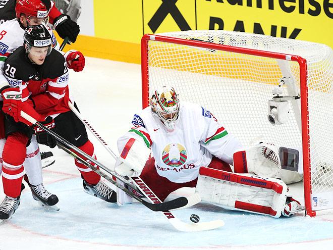 Сборная Канады выиграла у Беларуси – 9:0