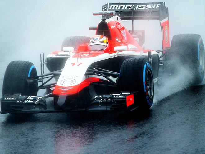 Трагедия в Японии держит Формулу-1 в напряжении