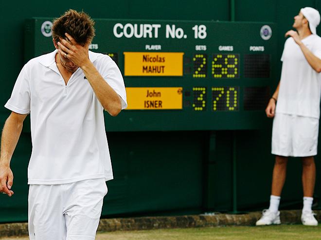 10 самых ярких событий теннисной недели