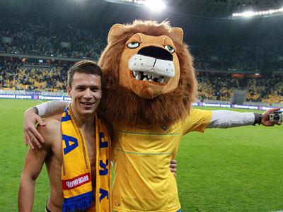Украина выиграла 9:0 у Сан-Марино