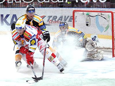 Плей-офф в Чехии начался