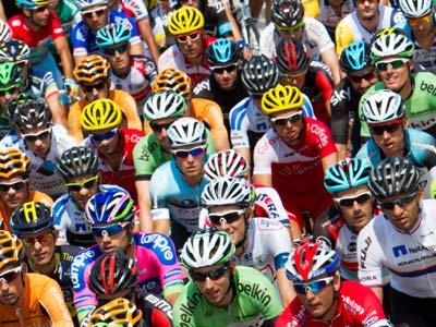 Женье выиграл французский этап «Вуэльты»