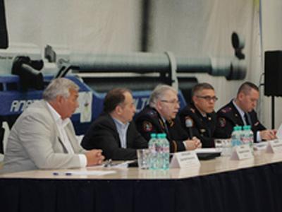МВД и ССР встретились в «Лисьей норе»