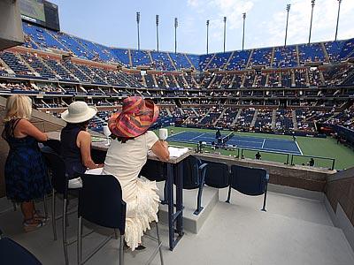 US Open. Расписание 9-го дня