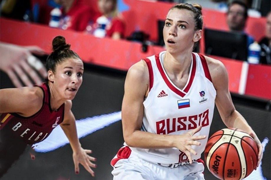 Обзор матча первого тура женского Евробаскета-2019 Россия – Бельгия — 54:67