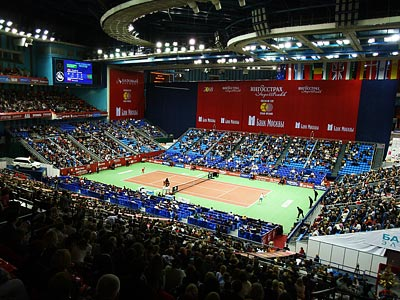 Календарь теннисных турниров в октябре 2012 года