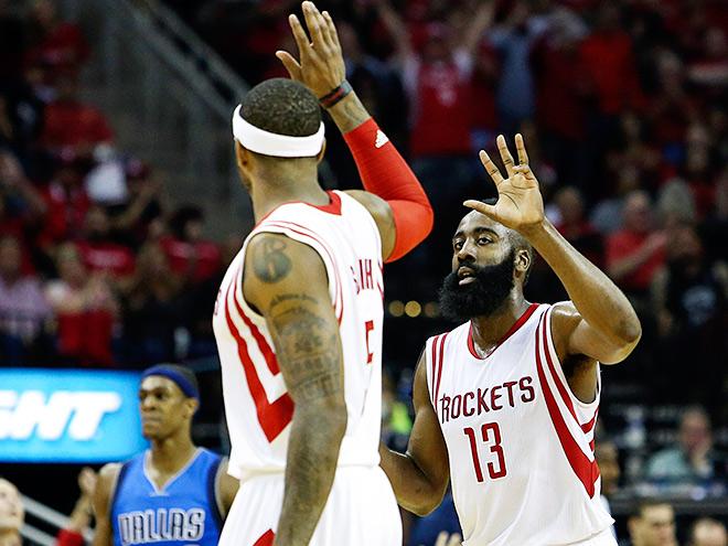 """Прогнозы на НБА. Ставки на """"Даллас"""" - """"Хьюстон"""""""
