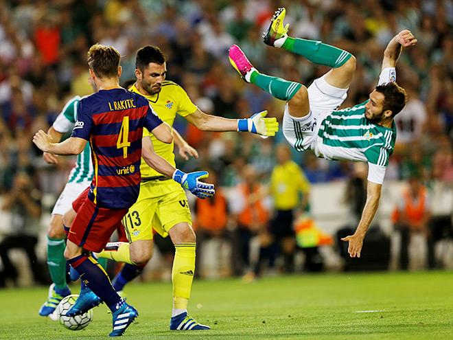 Матчи «Барселоны», «Реала» и «Атлетико»