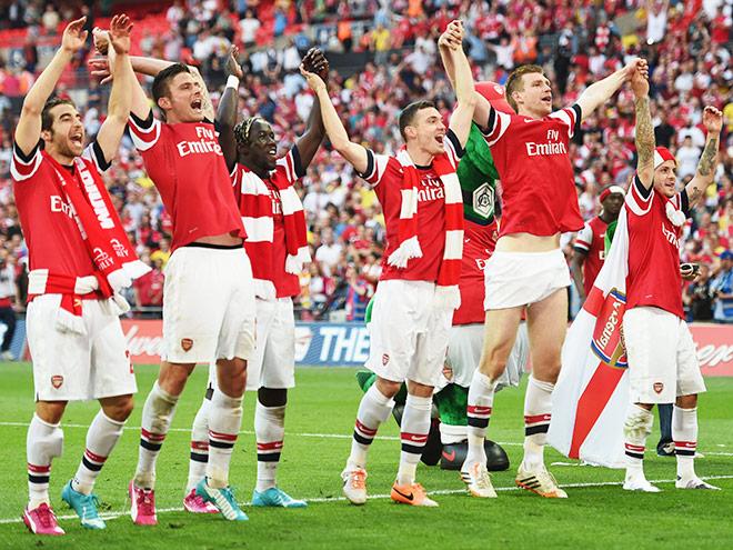 «Арсенал» — «Халл Сити» — 3:2