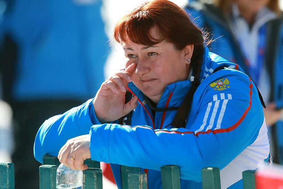 Елена Вяльбе