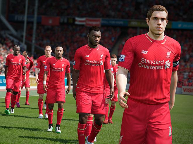 Впечатления от игры в FIFA 16